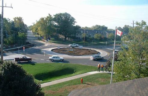 Kingston Roundabout