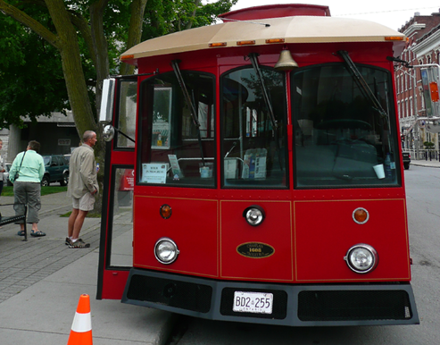 Kingston Trolley Tour