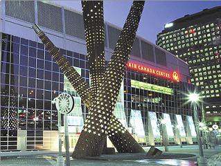Air Canada Centre Sign