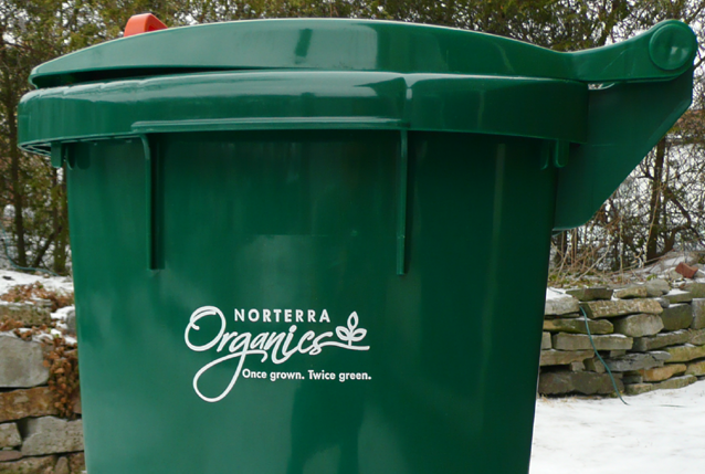 Kingston Green Bin