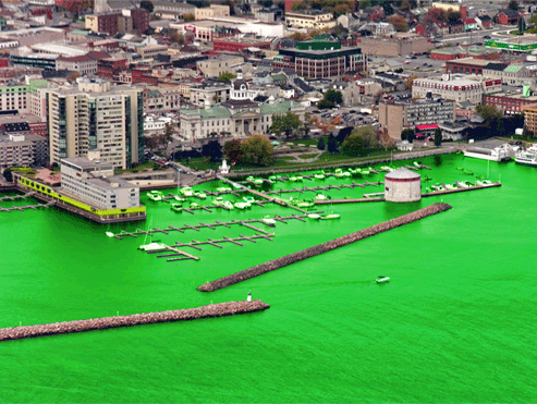 Green Waterfront