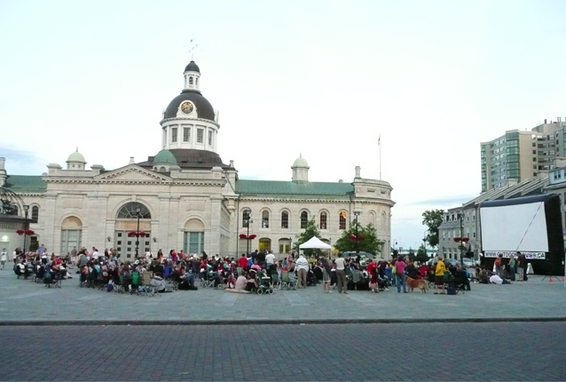 Kingston Movies in the Square