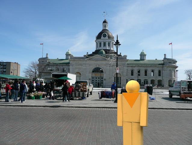 Google Street View, Kingston Ontario