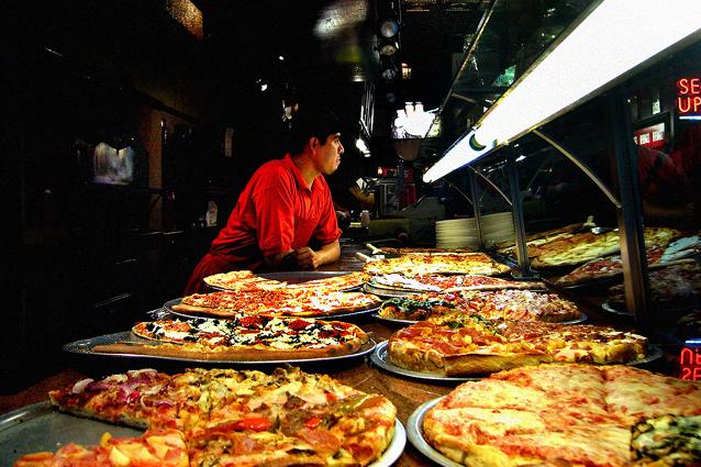 Pizza, restaurant, Kingston, Ontario