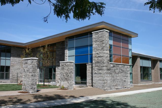 Calvin Park public library, Kingston, Ontario
