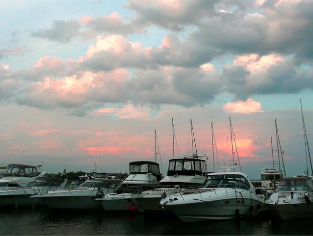 waterfront, Kingston, Ontario