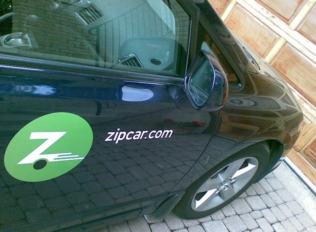 Car Sharing, automobile rental, Kingston, Ontario