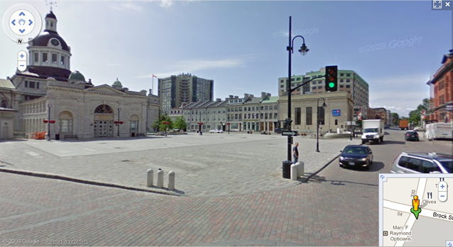Google Street View Now Live In Kingston Kingston News