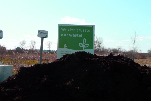 Kingston Area Recycling Centre, KARC, organic recycling, yard waste