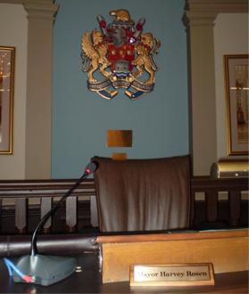 Harvey Rosen, Mayoral Election 2010, Kingston, Ontario