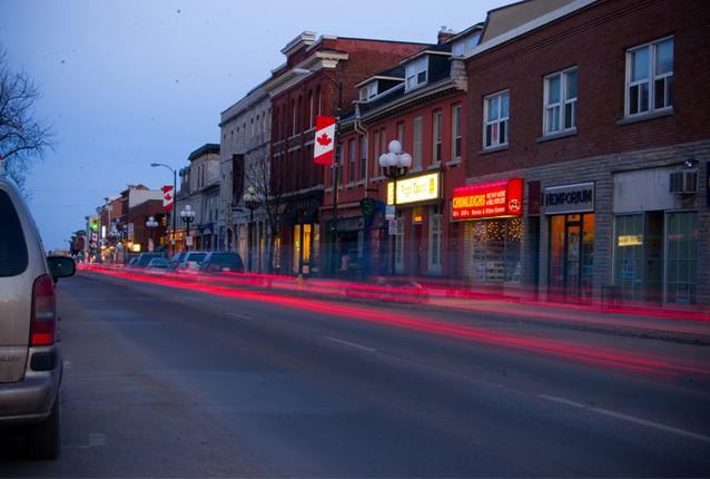 worst street in Kingston, Ontario