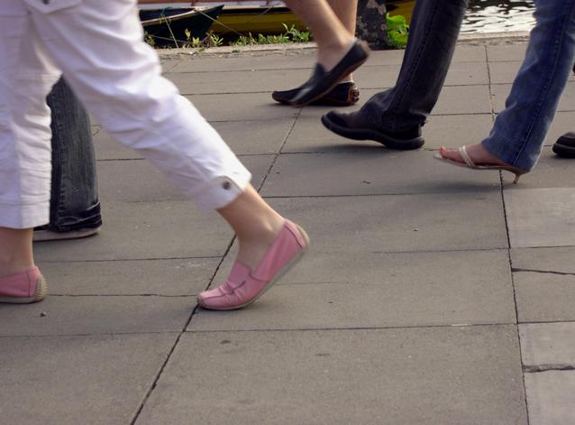 Princess Street Promenade, car-free days in Kingston, Ontario