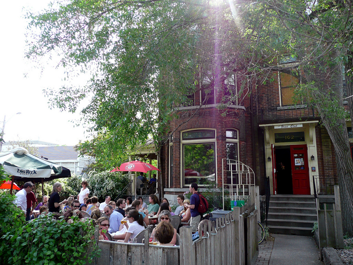 Guide to Kingston patios 2019