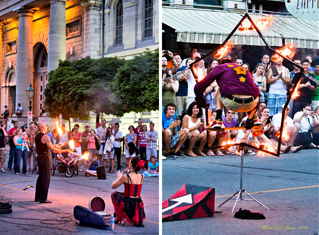 Buskers Rendezvous, Kingston, Ontario
