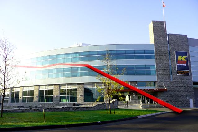 K-Rock Centre, KRC, Krock, LVEC, Kingston, Ontario