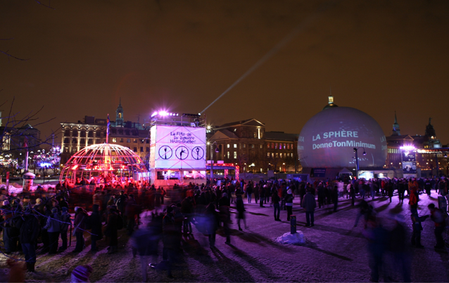 Nuit Blanche Montreal