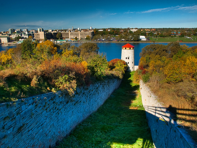 Fort Henry, Murney Tower, Kingston, Ontario