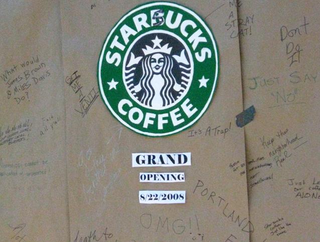 Starbucks, Kingston