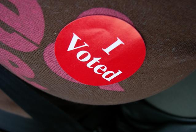 City of Kingston, municipal election, voter turnout