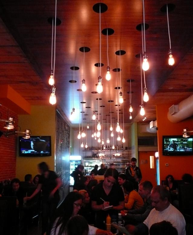 Harper's Burger Bar, Kingston, Ontario