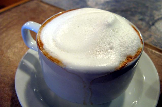 coffee, espresso, cappuccino, The Sleepless Goat, downtown Kingston, Ontario