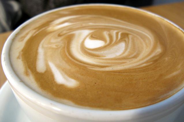 coffee, espresso, cappuccino, Coffeeco, downtown Kingston, Ontario