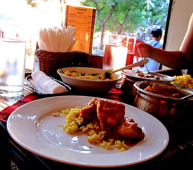 best Indian restaurant in Kingston