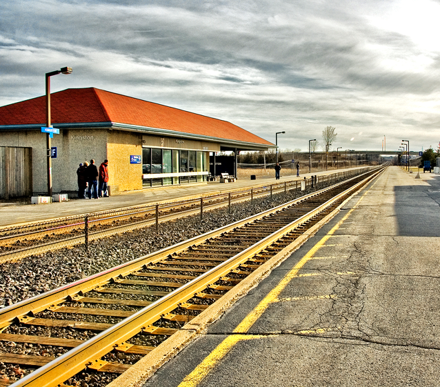 Kingston Train Station, Via Rail