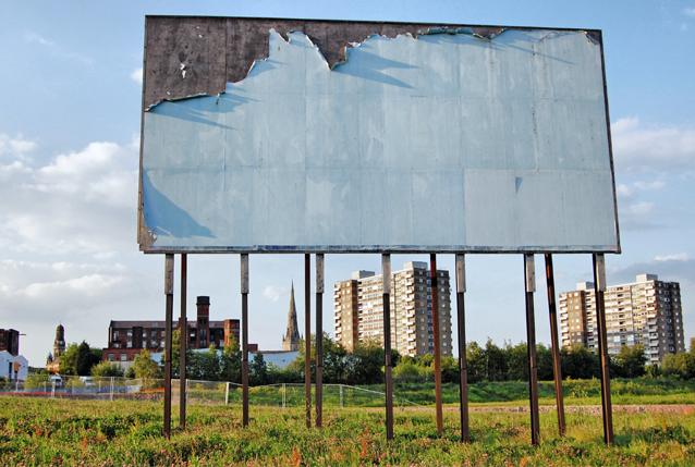 Billboard advertising standards, bylaw, Kingston, Ontario