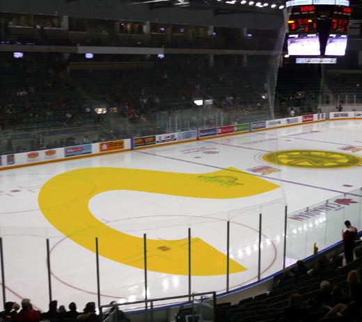 Kingston Frontenacs playoff hockey