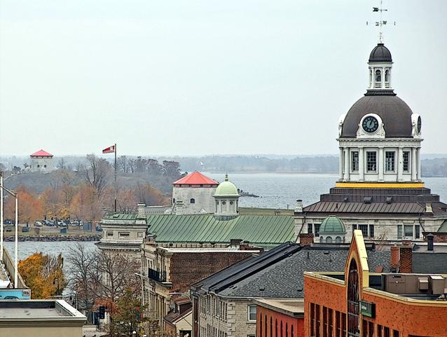 alternative landmarks, Kingston, Ontario