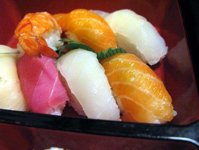 Niji, Sushi, Kingston, Ontario