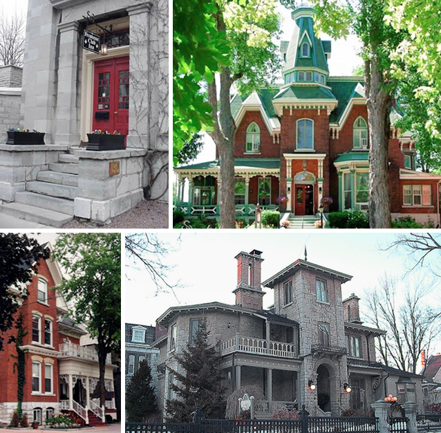 Bed and Breakfasts, Kingston, Ontario
