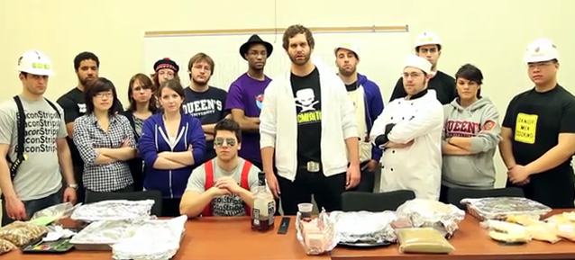 Epic Meal Time, Grant Hall meat, Ontario