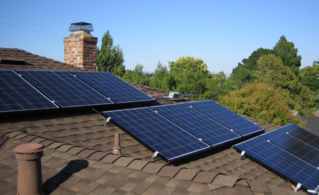 solar roofs, Kingston, Ontario