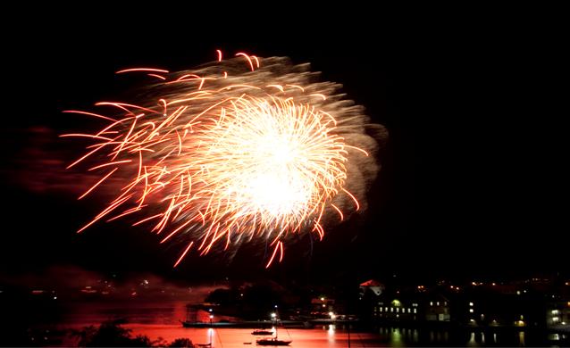 fireworks ban, Kingston, Ontario