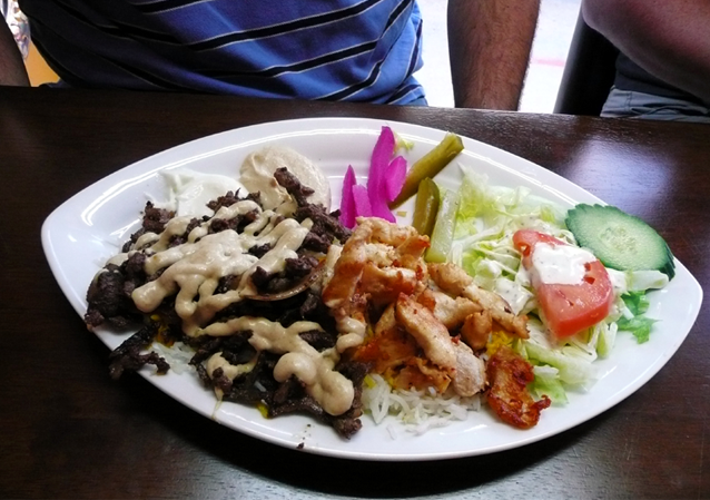 Ali Baba Kebab, Lebanese restaurant, Kingston, Ontario