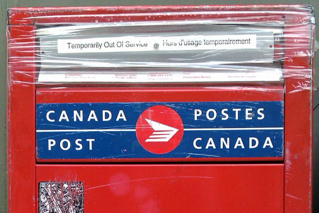 Postal Strike, mail carriers, back to work legislation