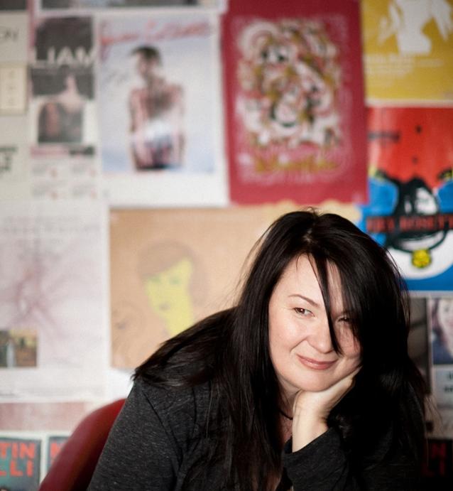Virginia Clark, Flying V Productions