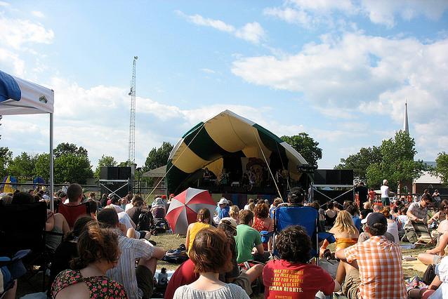 Wolfe Island Music Festival, WIMF