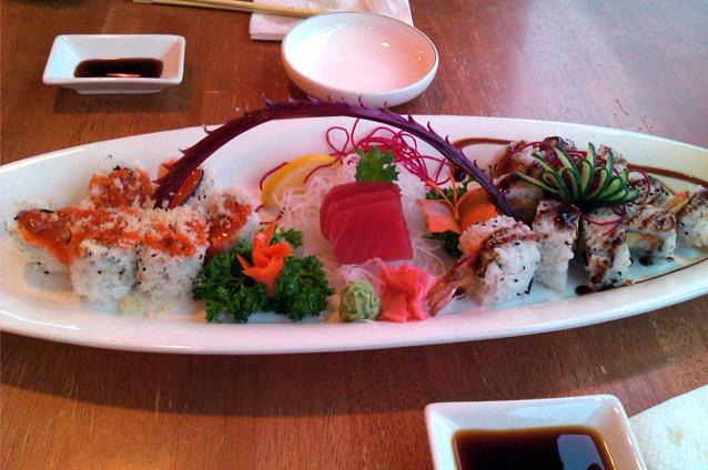 Arisu, sushi, Korean BBQ, Kingston, Ontario