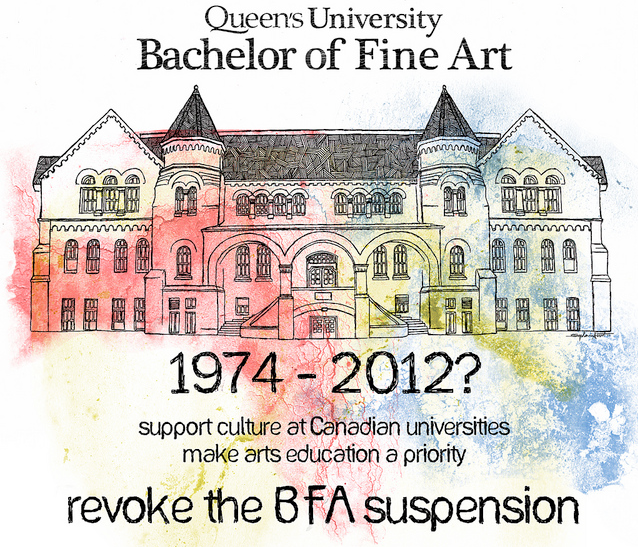 Queen's University, bachelor of fine arts program, bfa