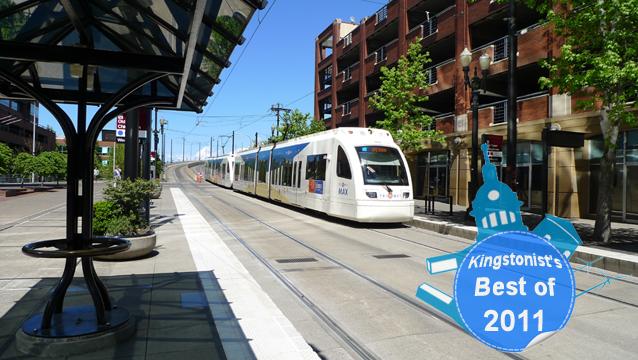 Light Rail Transit system, LRT, Kingston, Ontario