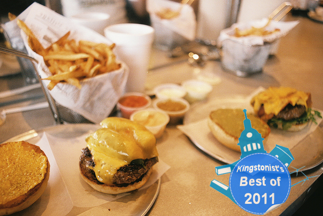 Gourmet Burger Restaurants, gourmet poutine, Kingston