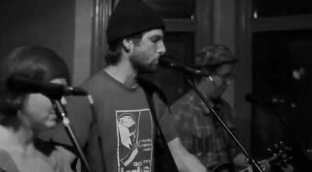 Rueben deGroot, The Grad Club, The Skeleton Park Community Songbook