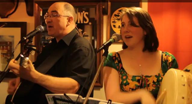 Shane Dunn, The Irish Folk Club