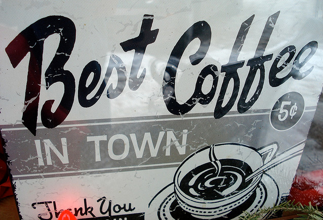 BBest Coffee Shop in Kingston, Ontario
