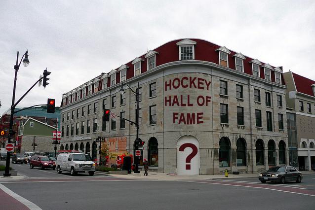 International Hockey Hall of Fame, Kingston Hockey Hall of Fame