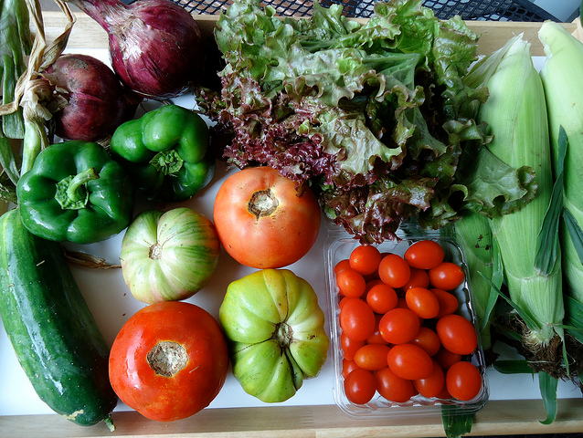 CSA, Community Supported Agriculture