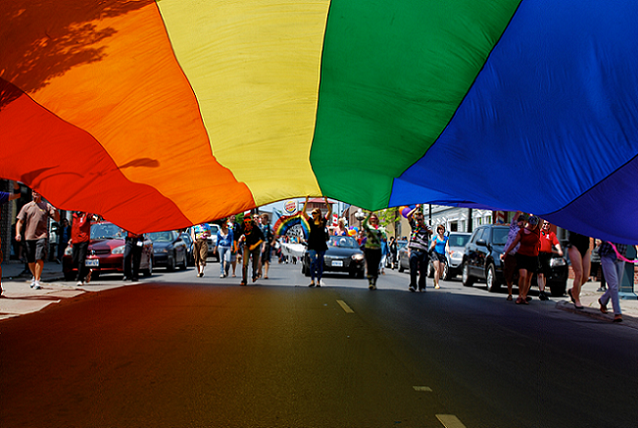 LGBTQ, Pride, Kingston, Ontario